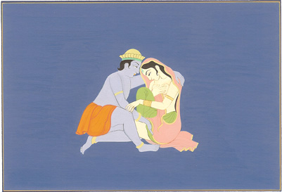 Krishna, Love, and Sex
